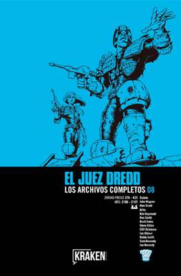El Juez Dredd: Los Archivos Completos (Rústica 240-336 pp) #8