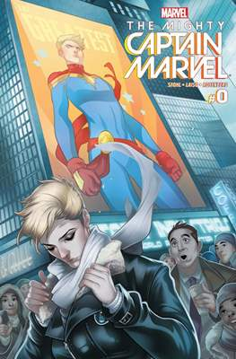 The Mighty Captain Marvel (2017-) #0