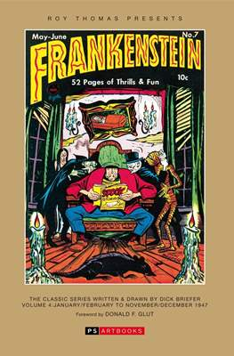 Frankenstein - Collected Works (Cartoné) #4