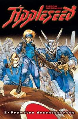Appleseed (1997-1998) #2