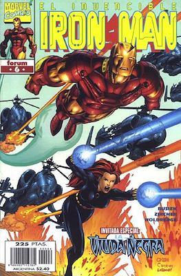 Iron Man Vol. 4 (1998-2000) (Grapa 24 pp) #6