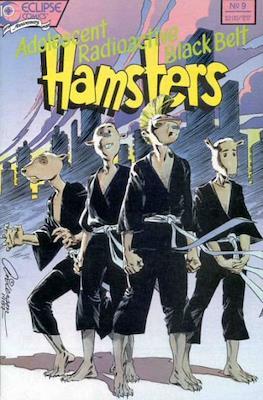 Adolescent Radioactive Black Belt Hamsters (1986-1988) #9