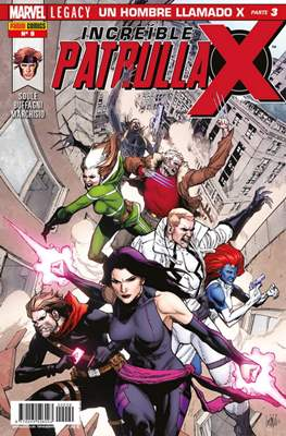 Increíble Patrulla-X (2017- 2019) #9