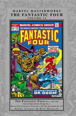 Marvel Masterworks: The Fantastic Four (Hardcover) #14