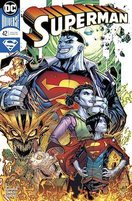 Superman Vol. 4 (2016-... Variant Covers) (Grapa) #42