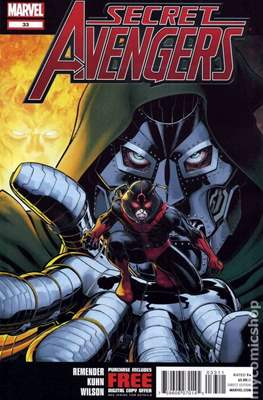 Secret Avengers Vol. 1 (2010-2013) #33