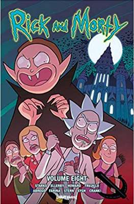Rick and Morty (Softcover) #8
