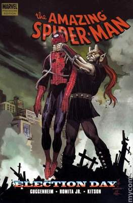 The Amazing Spider-Man Election Day