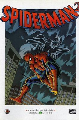 Grandes héroes del cómic (Rústica) #2