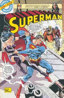Super Acción / Superman #16
