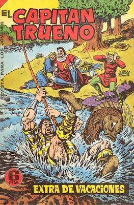 El Capitán Trueno. Extra y especiales (Grapa) #9