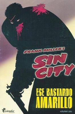 Sin City. Ese bastardo amarillo (Rústica, blanco y negro) #1