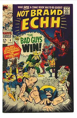 Not Brand Echh (Comic-book) #4