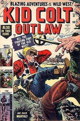 Kid Colt Outlaw Vol 1 #31