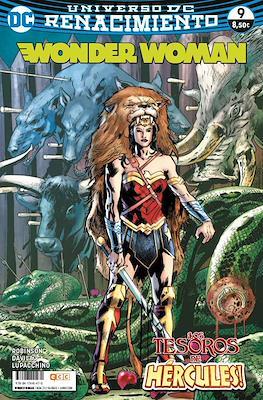Wonder Woman. Nuevo Universo DC / Renacimiento (Rústica 96-136 pp) #23/9