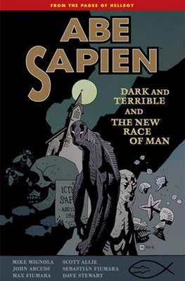 Abe Sapien (Softcover) #3