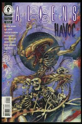Aliens: Havoc (Comic Book) #1
