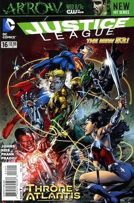 Justice League Vol. 2 (2011-2016) (Comic-Book) #16