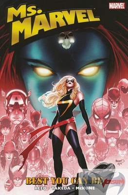 Ms. Marvel (Vol. 2 2006-2010) (Softcover) #9