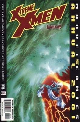 X-Treme X-Men Annual 2001