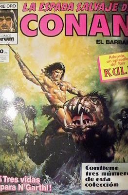 La Espada Salvaje de Conan - Álbum especial #10