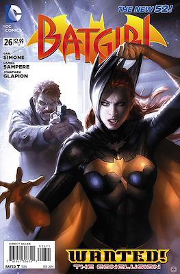 Batgirl Vol. 4 (2011-2016) (Comic-Book) #26