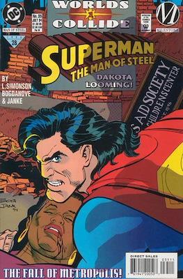 Superman: The Man of Steel (Comic book) #35