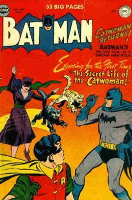 Batman Vol. 1 (1940-2011) (Comic Book) #62