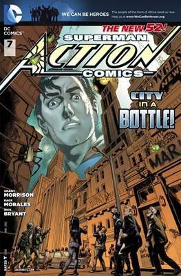 Action Comics Vol. 2 (2011-2016) (Grapa) #7