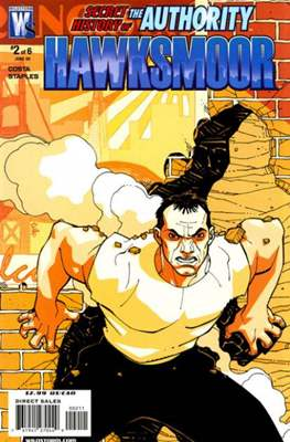 Hawksmoor (grapa) #2