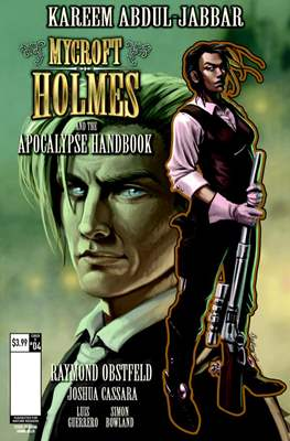 Mycroft Holmes and The Apocalypse Handbook (Comic Book) #4