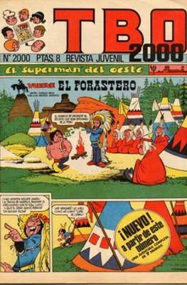 TBO 2000 - El TBO (Grapa) #2000