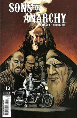 Sons of the Anarchy (Grapa) #13