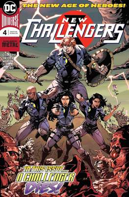 New Challengers (2018) (Comic Book) #4