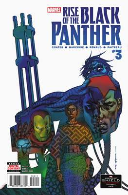 Rise of the Black Panther (Comic-book) #3