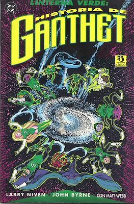 Linterna Verde: Historia de Ganthet