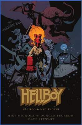Hellboy (Cartoné) #18