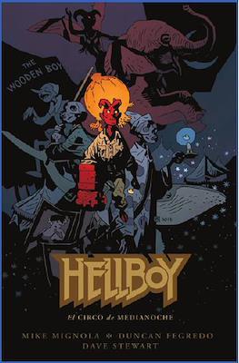 Hellboy #18