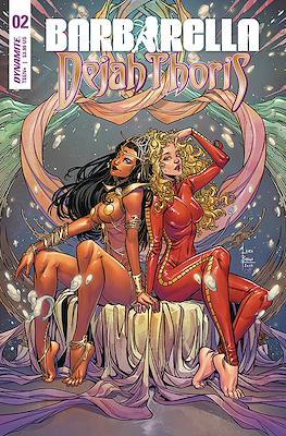Barbarella/Dejah Thoris (Comic Book) #2