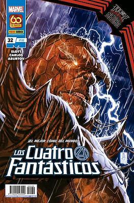 Los 4 Fantásticos / Los Cuatro Fantásticos Vol. 7 (2008-) #132/32