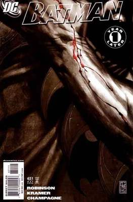Batman Vol. 1 (1940-2011) (Comic Book) #651