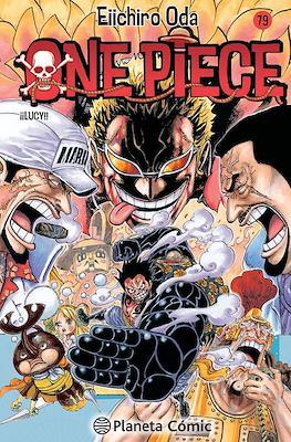 One Piece (Rústica con sobrecubierta) #79
