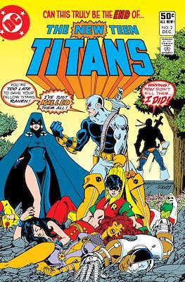 Dollar Comics The New Teen Titans #2