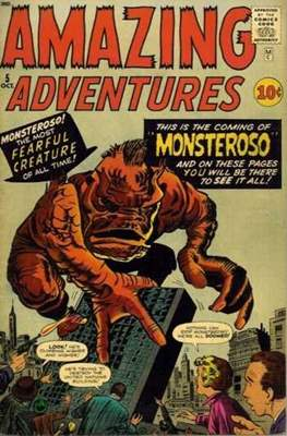 Amazing Fantasy (Comic-Book) #5