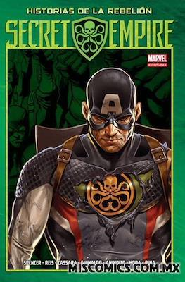 Secret Empire: Historias de la Rebelión - Marvel Aventuras