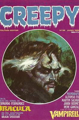 Creepy (Grapa, 1979) #36