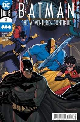 Batman: The Adventures Continue (Comic Book) #3