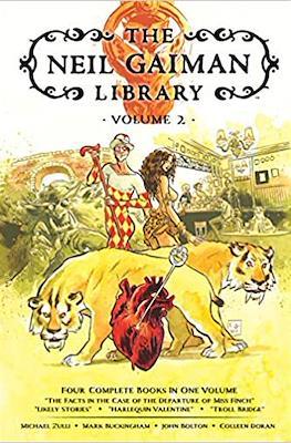 The Neil Gaiman Library #2