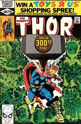 Journey into Mystery / Thor Vol 1 (Comic Book) #300