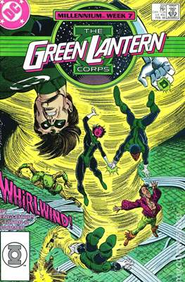 Green Lantern Vol. 1 (1960-1988) (Comic Book) #221